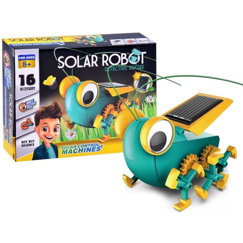 Solární robot Cvrček NO. 1012
