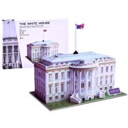 3D puzzle Bílý dům ZA2529