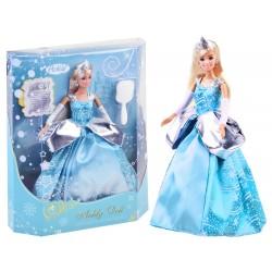 Panenka Anlily Princess v šatech ZA2460