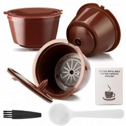Opakovaně plnitelné kapsle do kávovaru Dolce Gusto v krabičce 3 ks Verk 15885