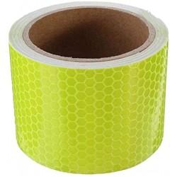 Reflexní páska žlutá 50mm X 5 m