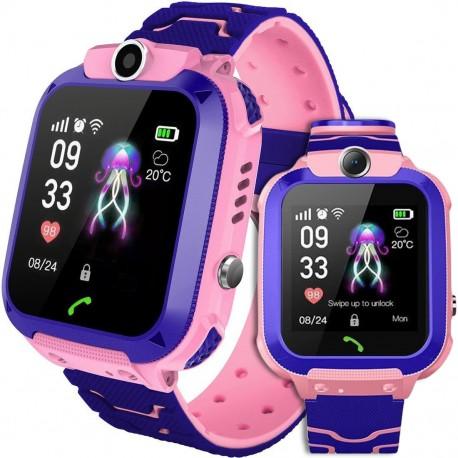 Dětské Smartwatch Q12 s GPS
