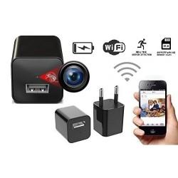 Špionážní kamera do zásuvky KAM-H264