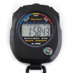 Digitální stopky XL-009B s kompasem