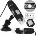 3D pera, mikroskopy