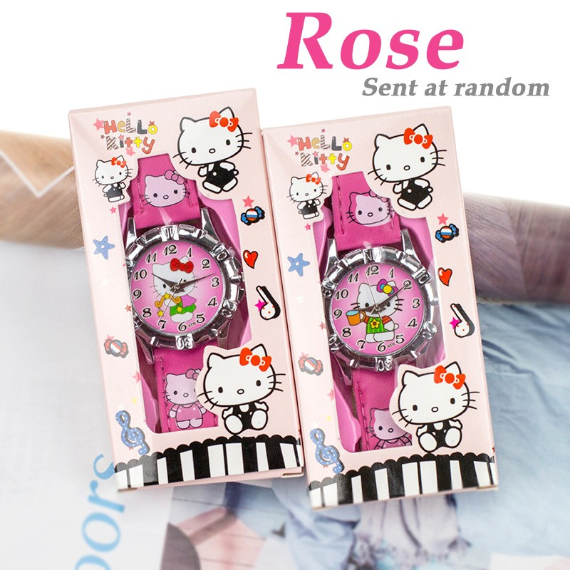 Dětské hodinky Hello Kitty
