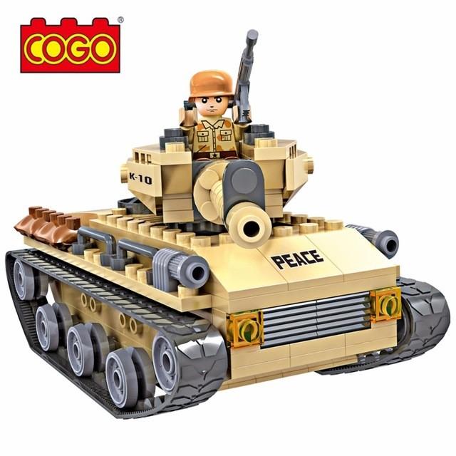 COGO Armi Tank 3321 192ks