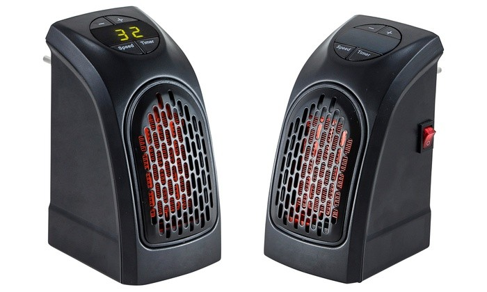 Teplovzdušný Ventilátor Handy Heater