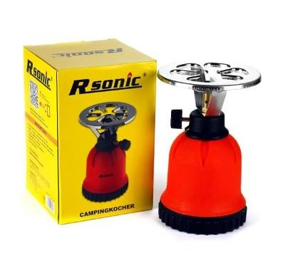 Cestovní plynový vařič Rsonic Nr.3808 na kartuše