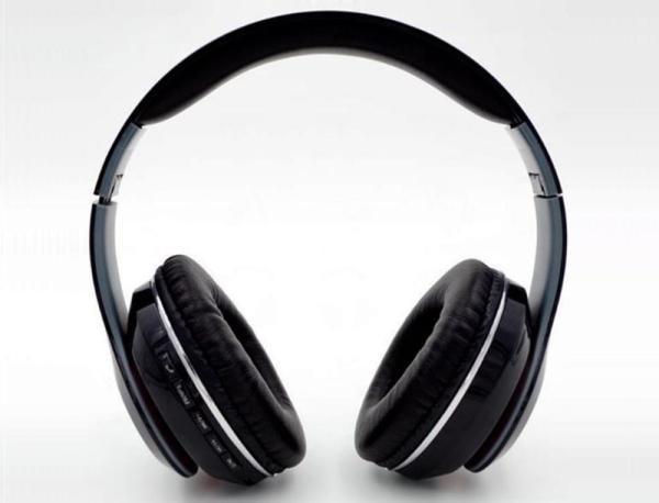 Bezdrátová bluetooth sluchátka STN-10 - Černá