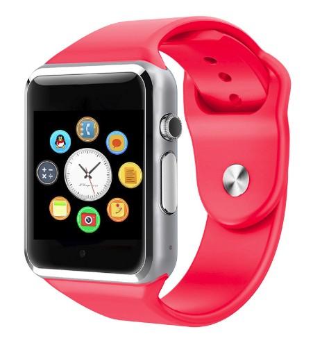 Smart Watch A1 - Červená