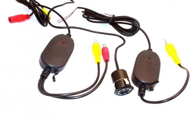 Bezdrátová parkovací couvací kamera NKL-2