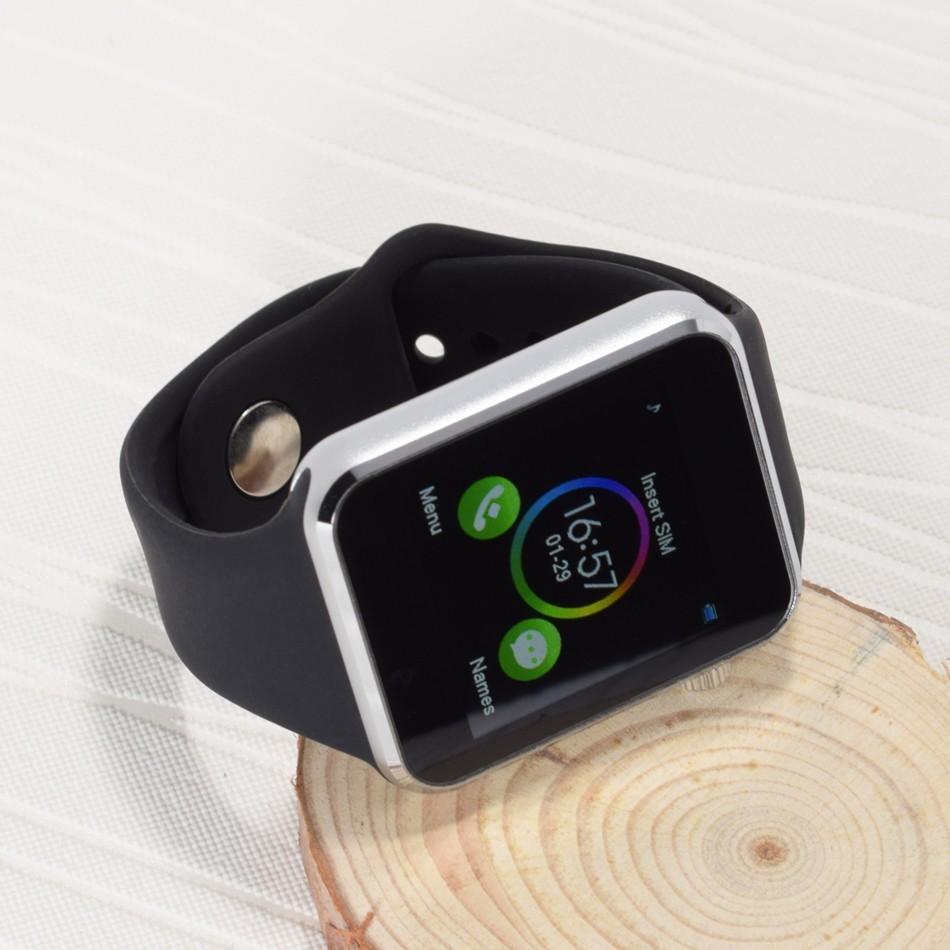 Smart Watch A1 - Černá