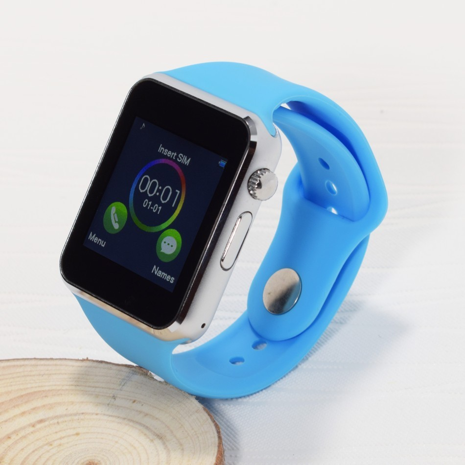 Smart Watch A1 - Modrá