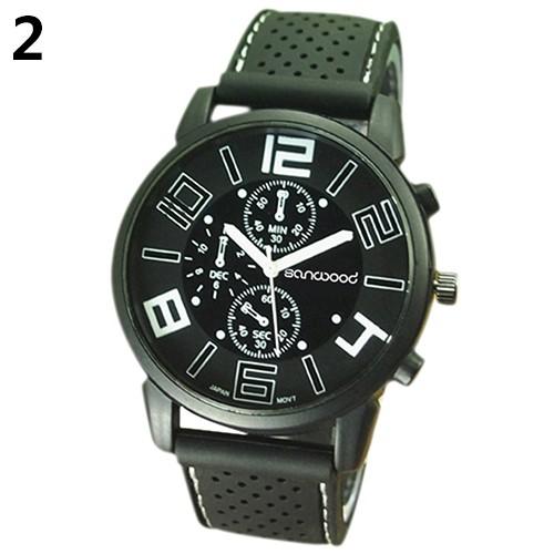 Jushidai Pánské sportovní hodinky - Bílá