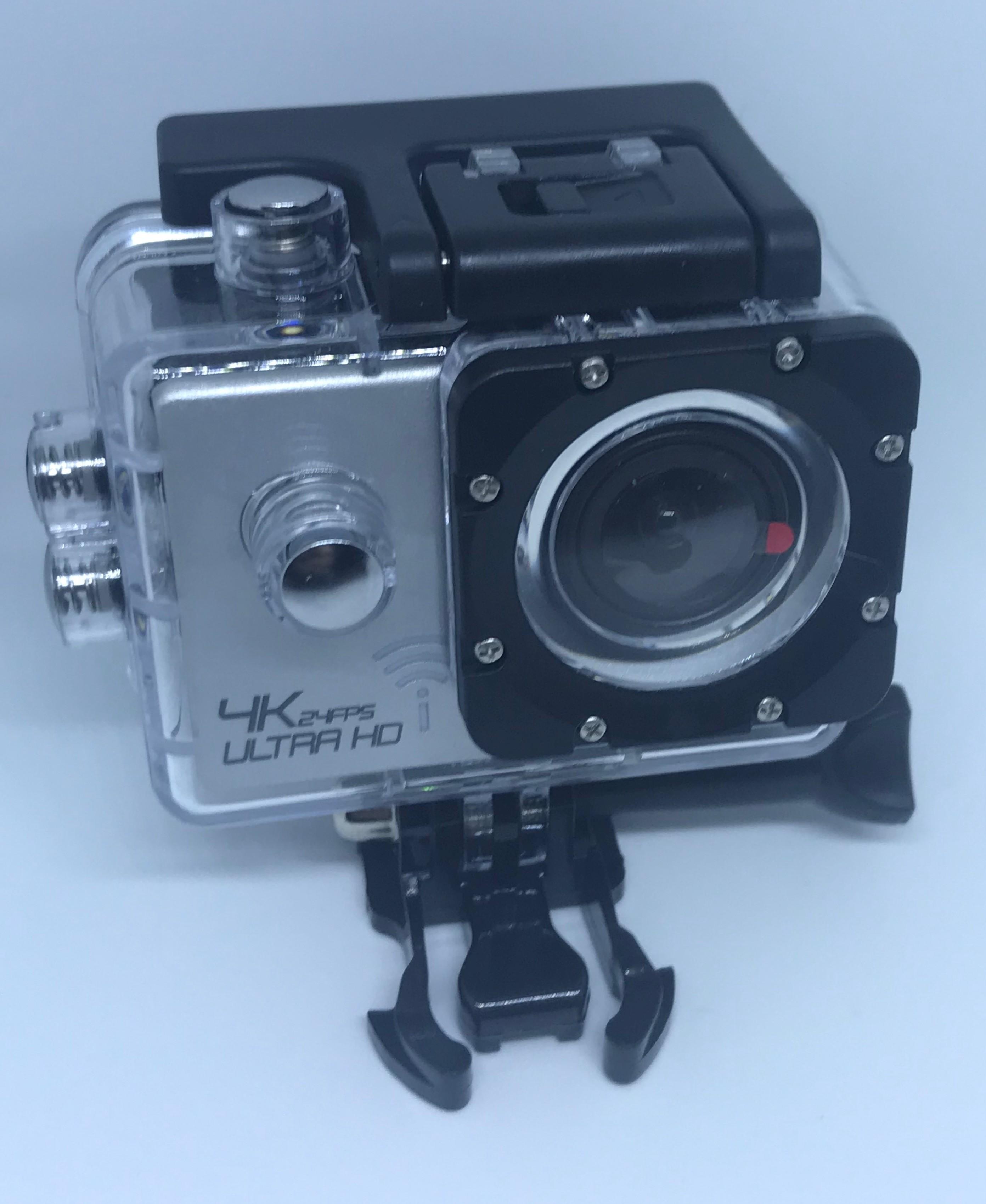 Akční kamera Ultra 4K HD WIFI