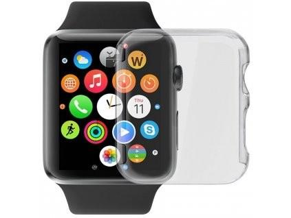 Transparentní obal na Apple Watch Series 1 Series 2 Series 3 - Serie 2 - 3 42mm