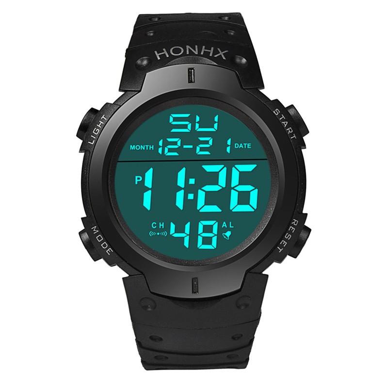 Pánské Digitální hodinky Clock01